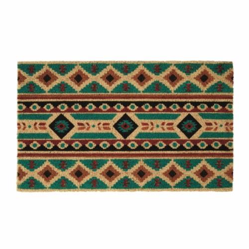DII Southwest Doormat Perspective: front
