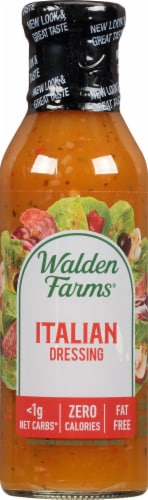 Walden Farms Calorie Free Italian Dressing Perspective: front
