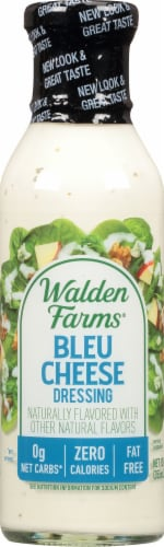 Walden Farms Bleu Cheese Dressing Perspective: front