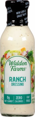 Walden Farms Ranch Dressing Perspective: front