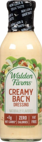 Walden Farms Creamy Bacon Dressing Perspective: front