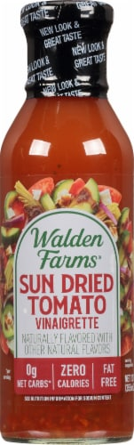 Walden Farms Calorie Free Italian Dressing with Sundried Tomato Perspective: front