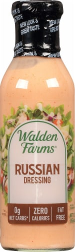 Walden Farms Claorie Free Russian Dressing Perspective: front
