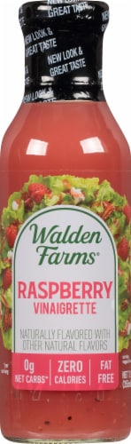 Walden Farms Raspberry Vinaigrette Perspective: front