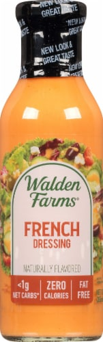 Walden Farms Calorie Free French Dressing Perspective: front