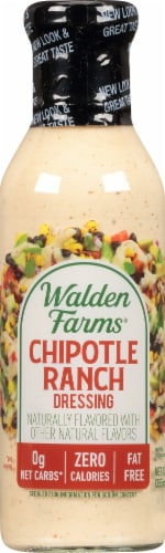 Walden Farms Calorie Free Chipotle Dressing Perspective: front