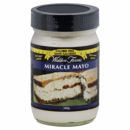 Walden Farms Miracle Mayonnaise Perspective: front