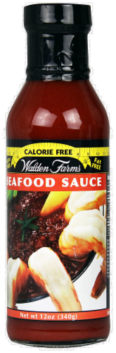 Walden Farms Calorie Free Seafood Sauce Perspective: front