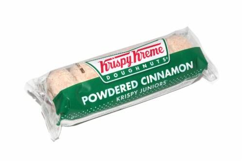 Krispy Kreme Cinnamon Sugar Doughnut, 3 Ounce -- 12 per case. Perspective: front