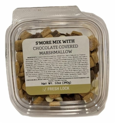 Torn & Glasser S'More Mix with Chocolate Covered Marshmallow Perspective: front