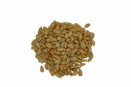 Torn & Glasser Roasted and Salted Hulled Sunflower Seeds Perspective: front