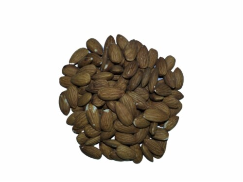 Torn & Glasser Raw Shelled Pasteurized Almonds Perspective: front