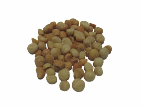 Torn & Glasser Roasted Macadamia Nuts Perspective: front