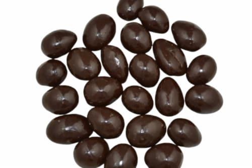 Torn & Glasser Dark Chocolate Almonds Perspective: front