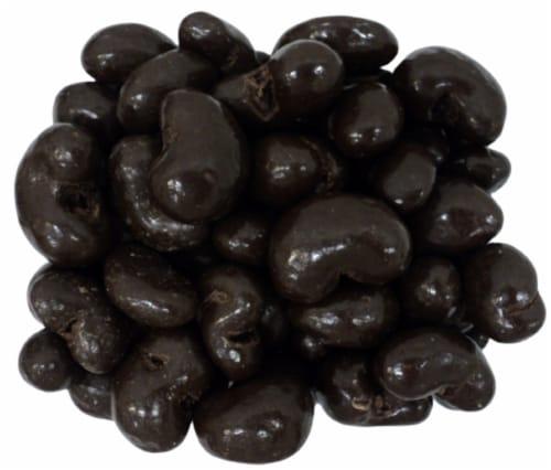 Torn & Glasser Dark Chocolate Cashews Perspective: front