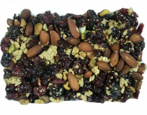 Torn & Glasser Fiber Crunch Trail Mix Perspective: front