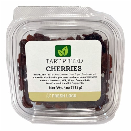Torn & Glasser Tart Pitted Cherries Perspective: front