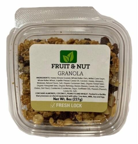 Torn & Glasser Fruit & Nut Granola Perspective: front