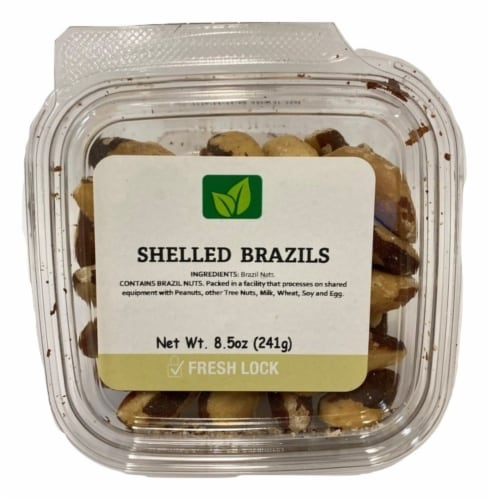 Torn & Glasser Shelled Brazils Perspective: front