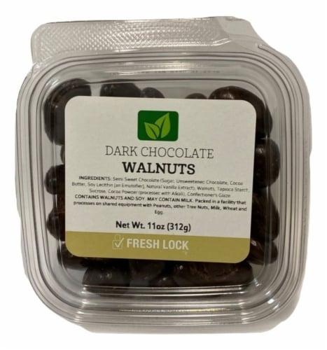 Torn & Glasser Dark Chocolate Walnuts Perspective: front