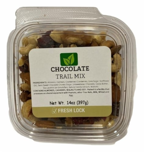 Torn & Glasser Chocolate Trail Mix Perspective: front