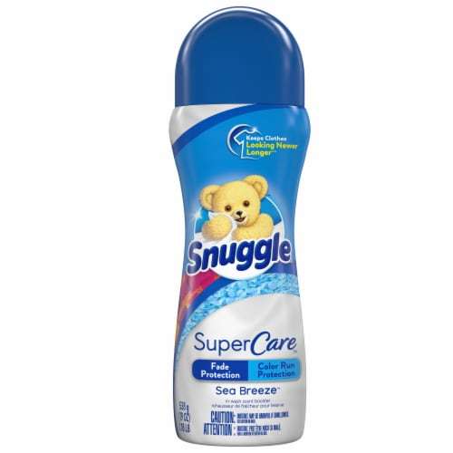 Snuggle SuperCare Sea Breeze In-Wash Scent Booster Perspective: front