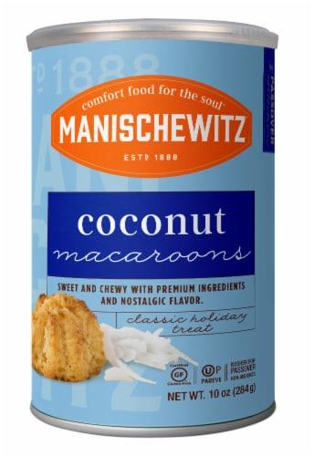 Manischewitz Coconut Macaroons Perspective: front