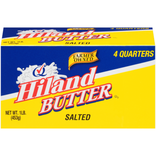 Hiland Salted Butter Perspective: front