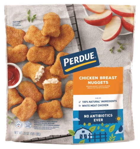 Perdue Chicken Breast Nuggets Perspective: front