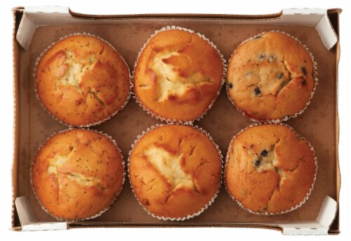 Dunford Muffins Variety Pack Perspective: front