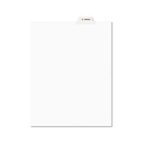 Avery®  Index Divider 12390 Perspective: front