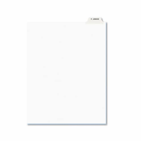 Avery®  Index Divider 12394 Perspective: front