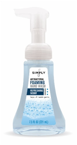 Simply Refresh Scent Foam Liquid Soap Perspective: front