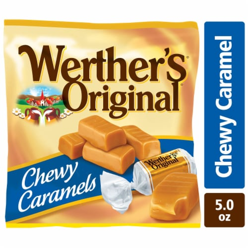 Werther's Original Chewy Caramels Perspective: front