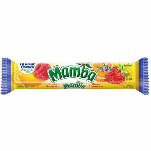 Mamba Fruit Chews Perspective: front