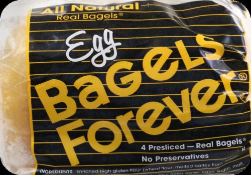 Bagels Forever Egg Bagels Perspective: front