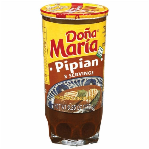 Dona Maria Pipian Mexican Sauce Perspective: front