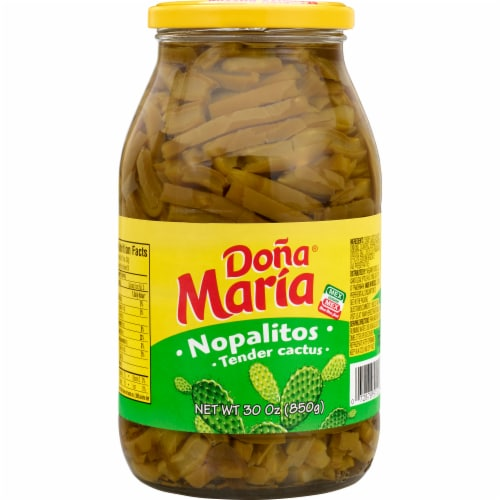 Dona Maria Tender Cactus Nopalitos Perspective: front