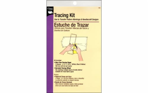 Dritz Tracing Kit Perspective: front