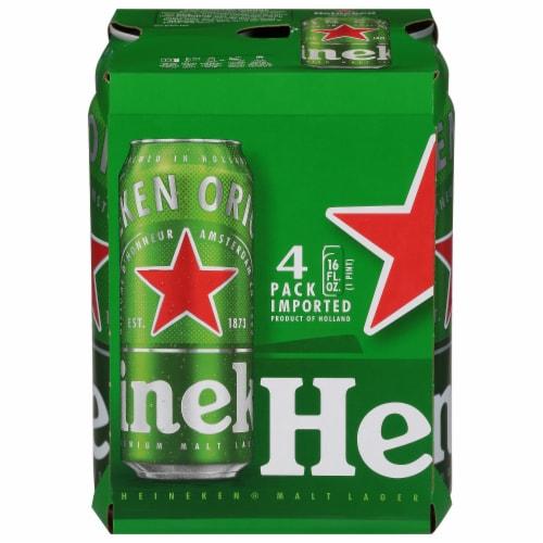 Heineken Lager Beer Perspective: front