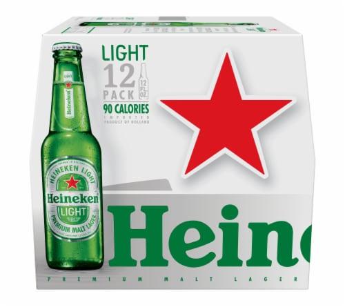 Heineken Light Premium Lager Perspective: front