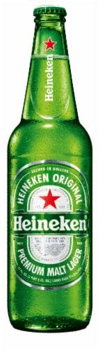 Heineken Premium Lager Beer Perspective: front
