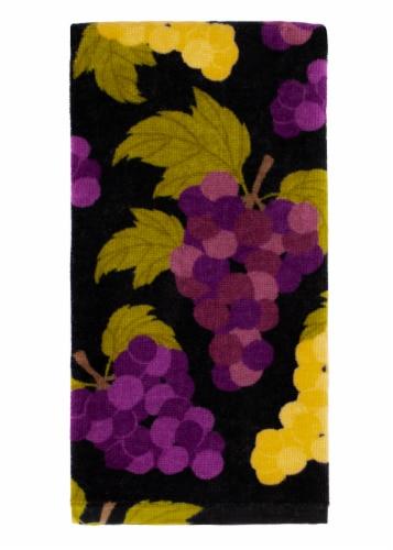 Fry S Food Stores Ritz Fiber Reactive Vineyard Grapes Kitchen Towel 1 Ct