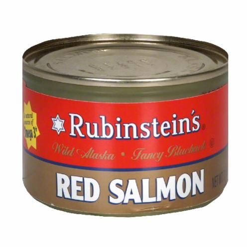 Rubinstein's Red Salmon Perspective: front
