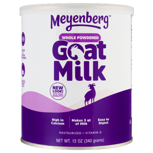 Meyenberg Powdered Goat Milk Perspective: front