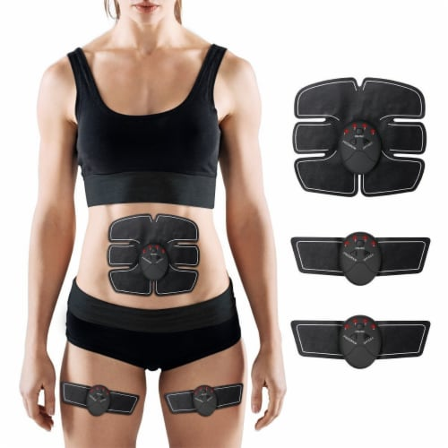 Advanced EMS Muscle Abs Stimulator Training Gear Perspective: front