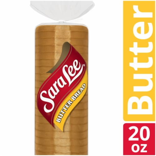 Sara Lee Butter Bread Perspective: front