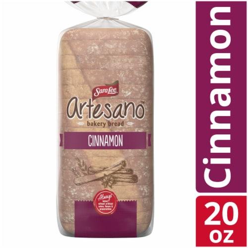 Sara Lee® Artesano™ Sweet Cinnamon Bread Perspective: front