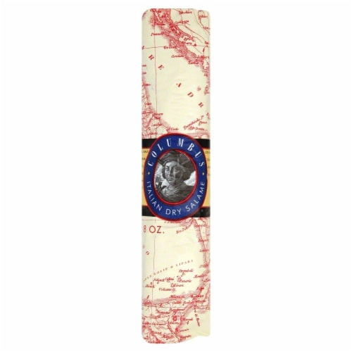 Columbus Italian Dry Salame Perspective: front