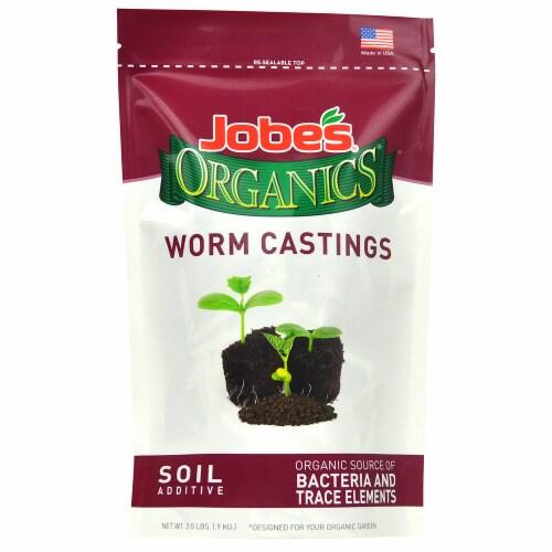 Jobe's Organics Worm Castings Perspective: front